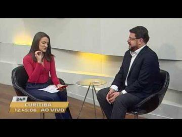 Dr. Maurício Accorsi fala sobre Saúde Bucal | Almoço com Paraná 20/07/2018